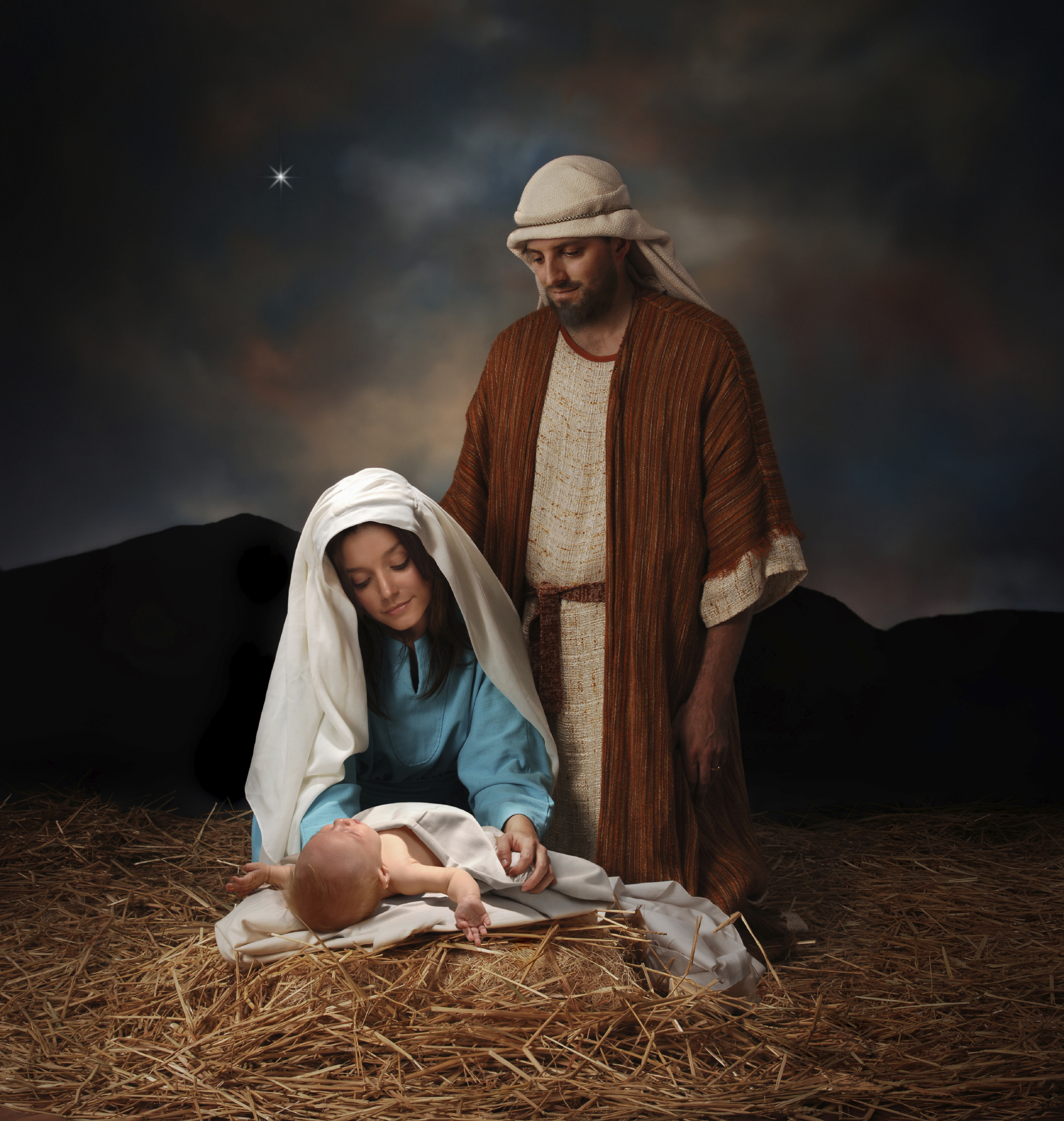 A Message In A Manger Navigating By Faith