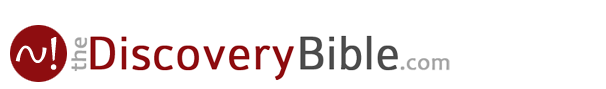 TheDiscoveryBible Logo