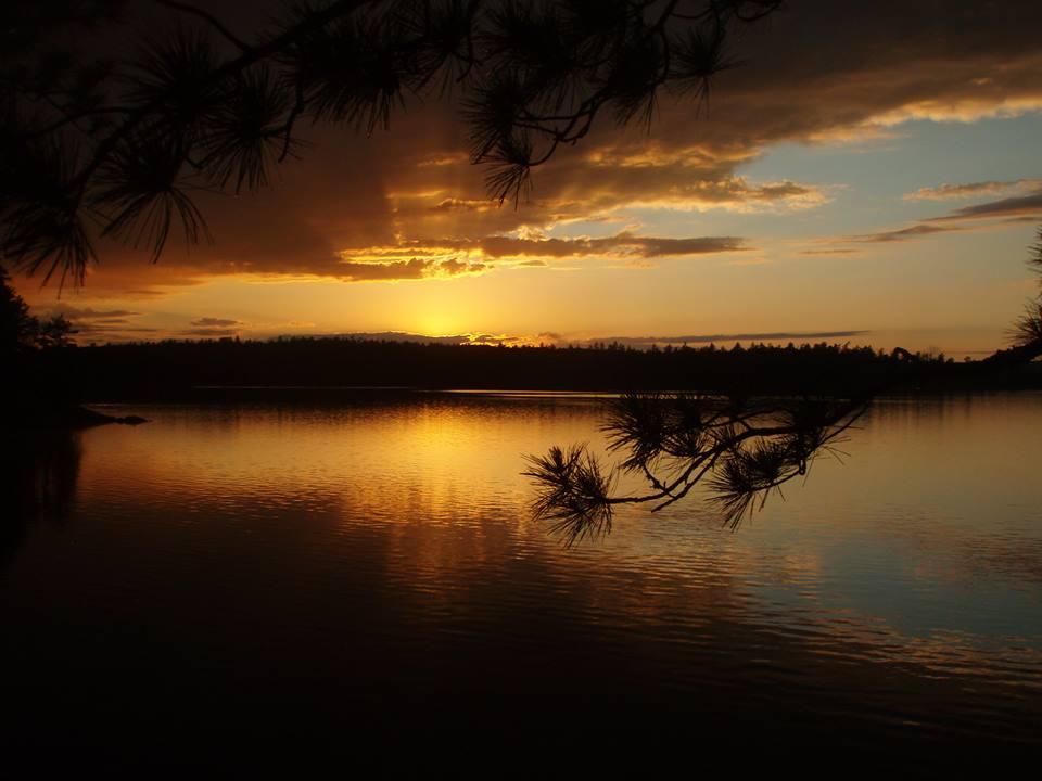 Brooke Elkstrom Lake Sunset 2
