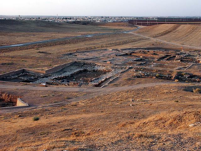Ebla (Syria) by Klaus Wagensonner
