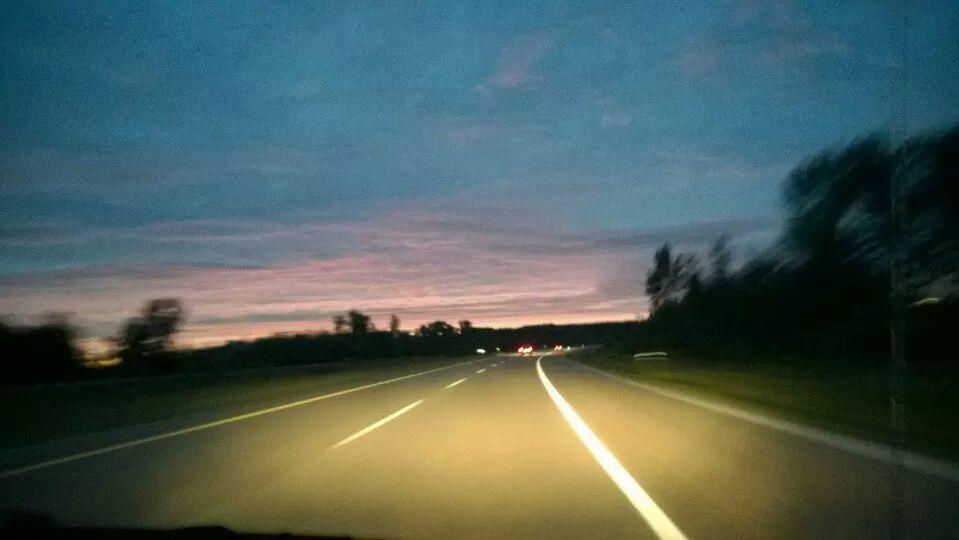 On the Right Road - Ellen Posledni
